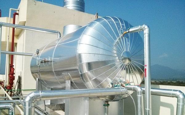 Energy Master Storage Tank (Custom size for large volume)