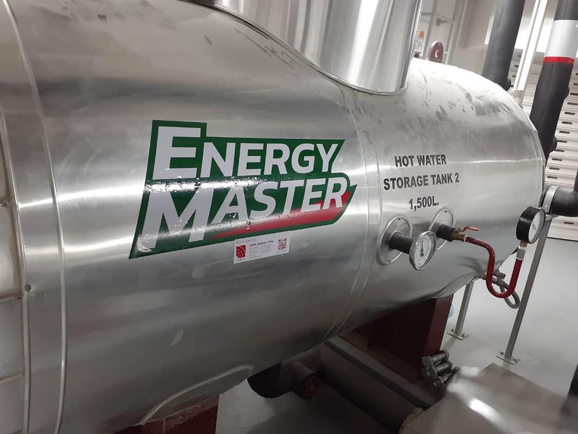 Water Heater: Hybrid System